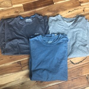 Set of three Eddie Bauer shirts